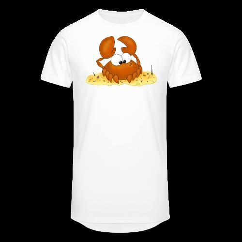 Strandkrabbe - Männer Urban Longshirt