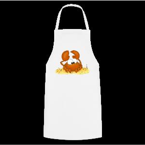 Strandkrabbe - Kochschürze