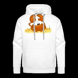 Strandkrabbe - Männer Premium Hoodie