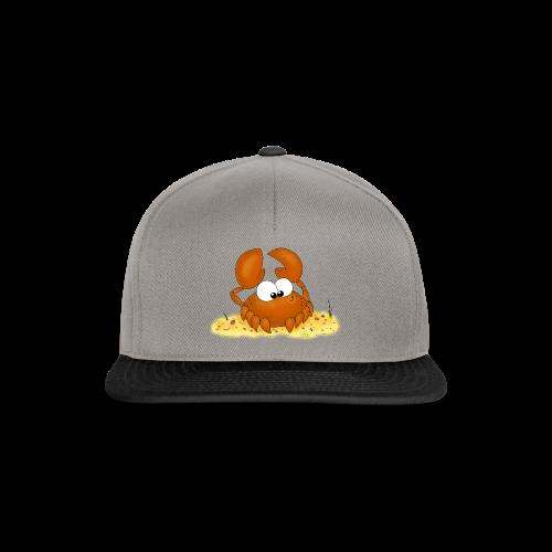 Strandkrabbe - Snapback Cap