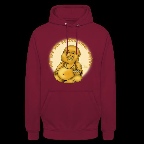 Göttlicher Körper (extragroß) - Unisex Hoodie