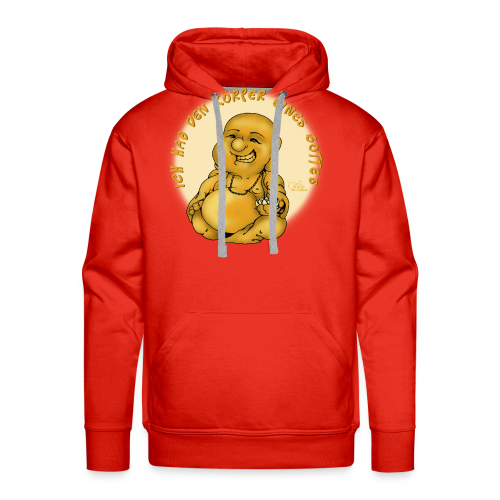 Göttlicher Körper (extragroß) - Männer Premium Hoodie