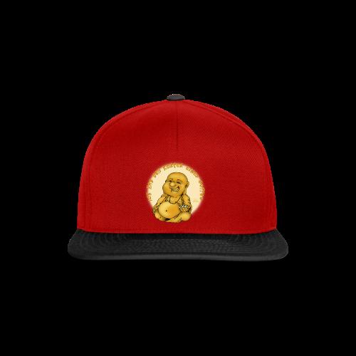 Göttlicher Körper (extragroß) - Snapback Cap