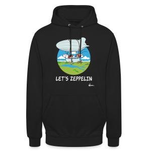 Let's Zeppelin - Unisex Hoodie