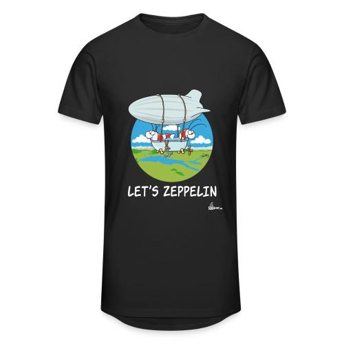 Let's Zeppelin - Männer Urban Longshirt