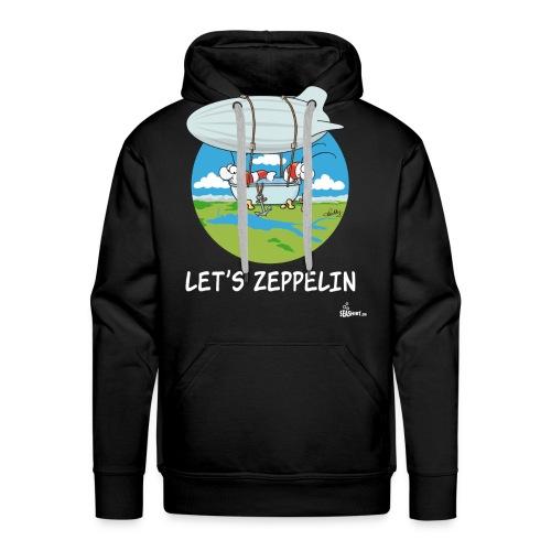 Let's Zeppelin - Männer Premium Hoodie