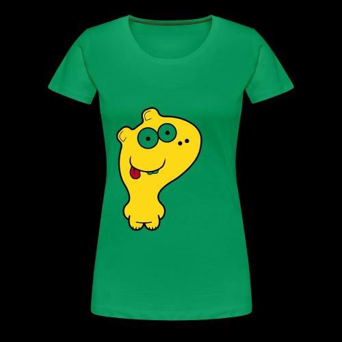 little Monster2 - Frauen Premium T-Shirt