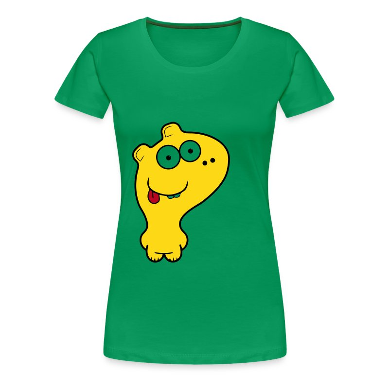 little Monster2 - Frauen Premium T-Shirt