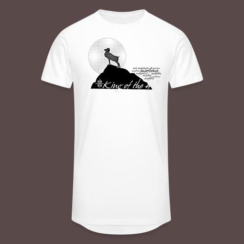 Muflone, King of the Hill - Maglietta  Urban da uomo
