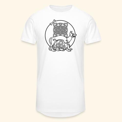 Celtic Fido - Männer Urban Longshirt