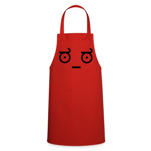 ಠ_ಠ Look of disapproval - Cooking Apron