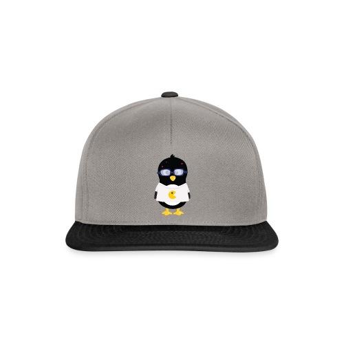 Pingouin Geek Tee shirts - Casquette snapback