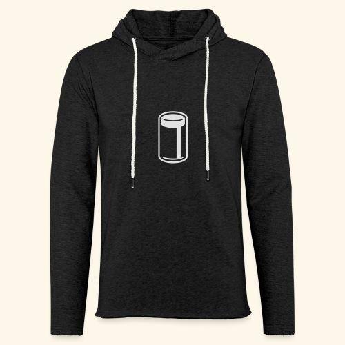 Altbier-Fanshirt, Brust- und Ärmeldruck, Girlie - Leichtes Kapuzensweatshirt Unisex