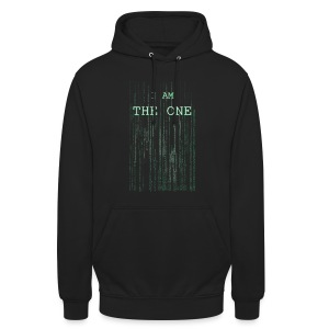 I am the one - Unisex Hoodie