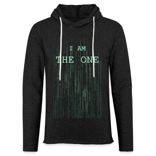 I am the one - Light Unisex Sweatshirt Hoodie