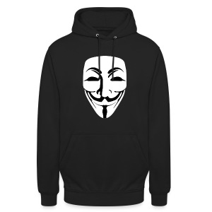 Anonymous - Guy Fawkes - Unisex Hoodie