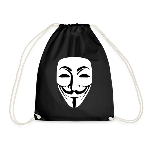 Anonymous - Guy Fawkes - Drawstring Bag