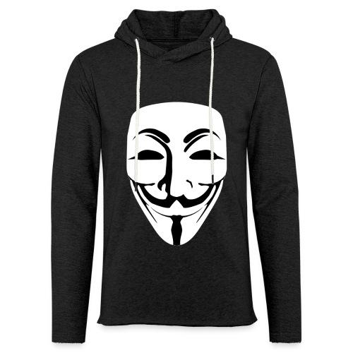Anonymous - Guy Fawkes - Light Unisex Sweatshirt Hoodie