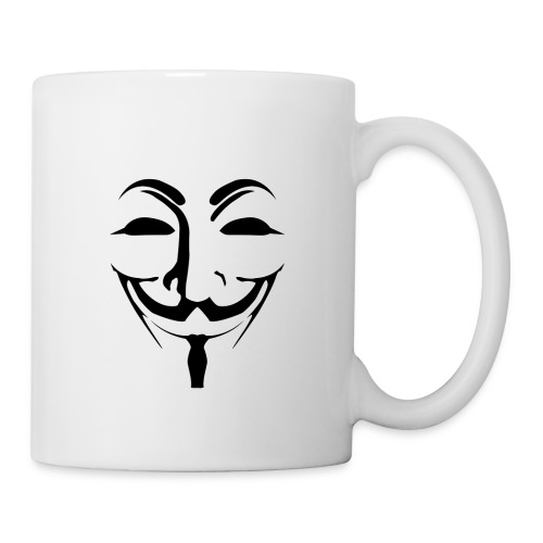 Anonymous - Guy Fawkes - Mug