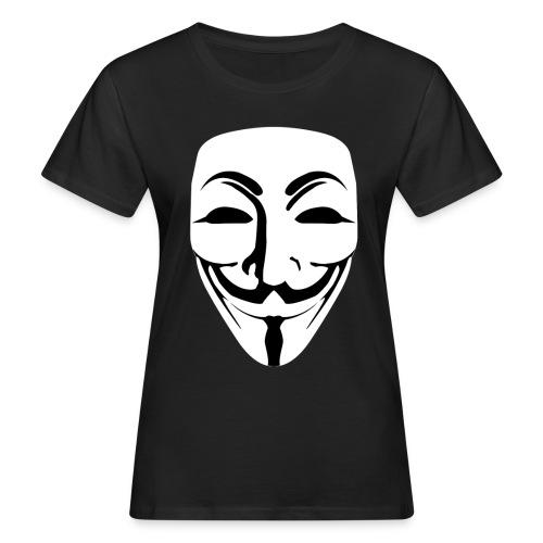 Anonymous - Guy Fawkes - Women's Organic T-shirt