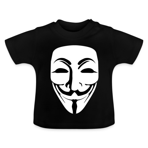 Anonymous - Guy Fawkes - Baby T-Shirt
