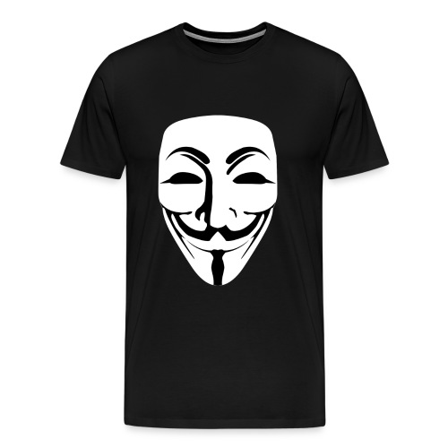 Anonymous - Guy Fawkes - Men's Premium T-Shirt