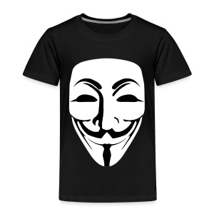 Anonymous - Guy Fawkes - Kids' Premium T-Shirt