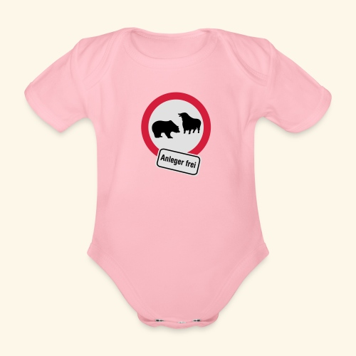 Anleger frei, Kerlie - Baby Bio-Kurzarm-Body