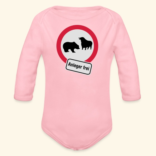 Anleger frei, Kerlie - Baby Bio-Langarm-Body