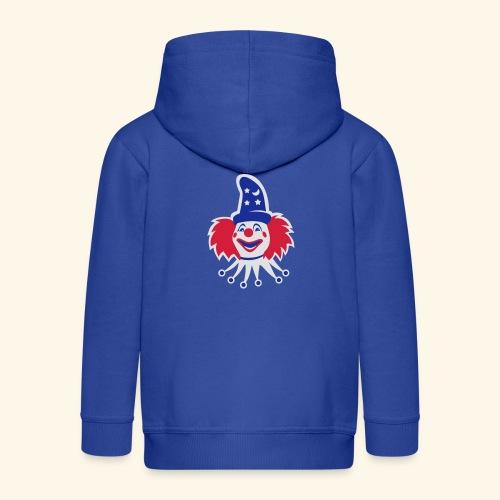Clown, Biggie - Kinder Premium Kapuzenjacke