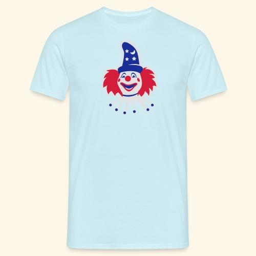 Clown, Biggie - Männer T-Shirt