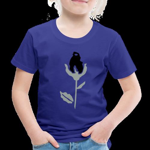 Rosenshirt - Kinder Premium T-Shirt