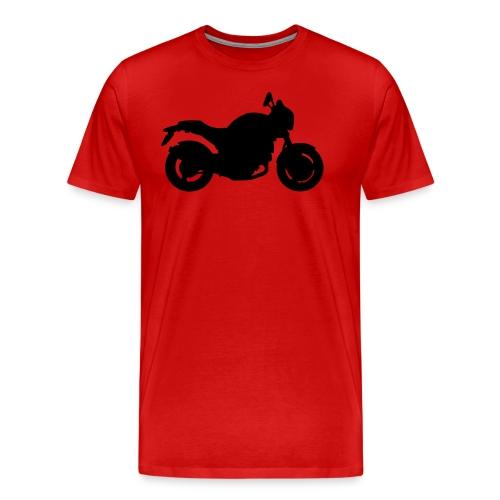Monster Red - Maglietta Premium da uomo