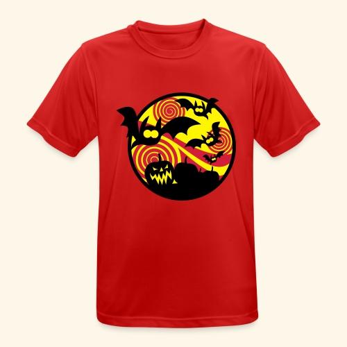 Fledermäuse & Kürbisse, Biggie - Männer T-Shirt atmungsaktiv