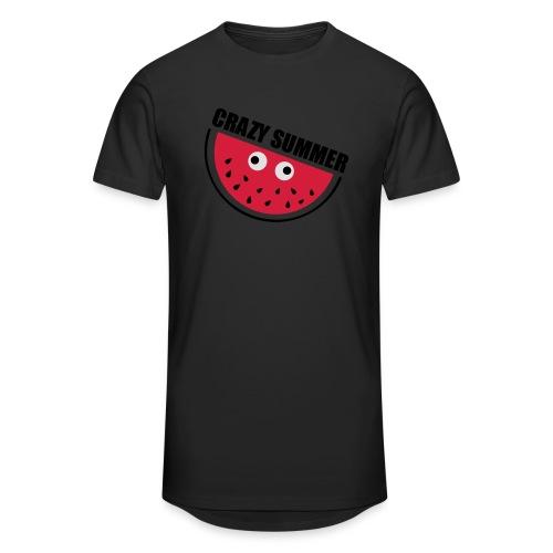 Crazy Melone - Männer Urban Longshirt
