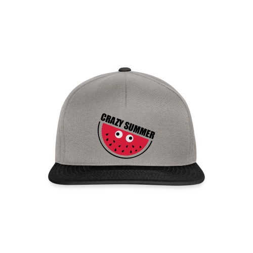 Crazy Melone - Snapback Cap