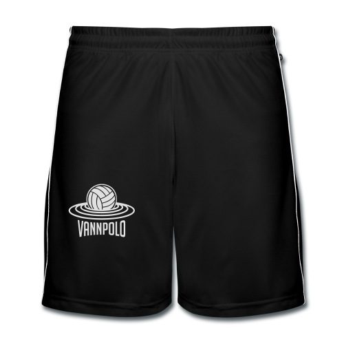 Vannpolo - Fotballshorts for menn