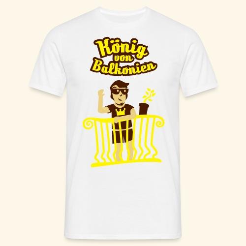 König von Balkonien, Biggie - Männer T-Shirt