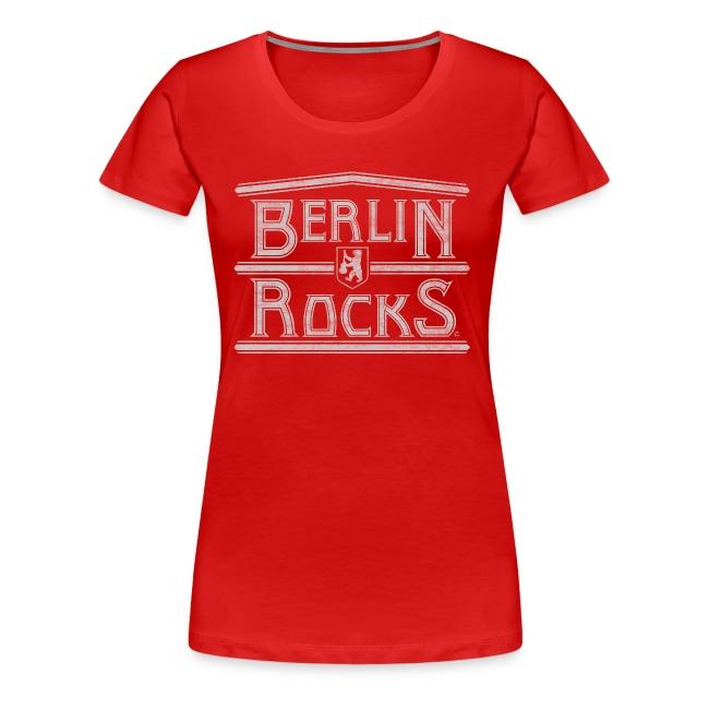 Berlin Rocks Männer Shirt