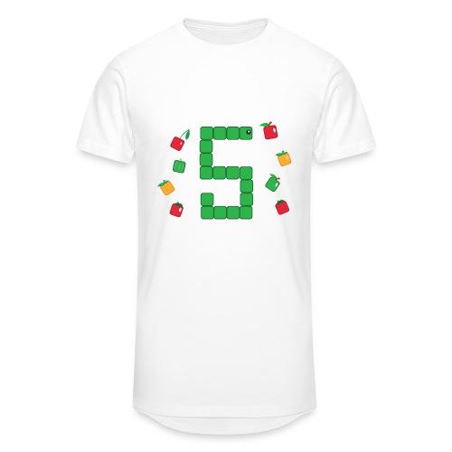 T-shirt Snake - T-shirt Geekette - T-shirt long Homme