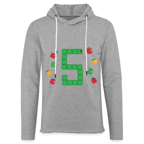 T-shirt Snake - T-shirt Geekette - Sweat-shirt à capuche léger unisexe
