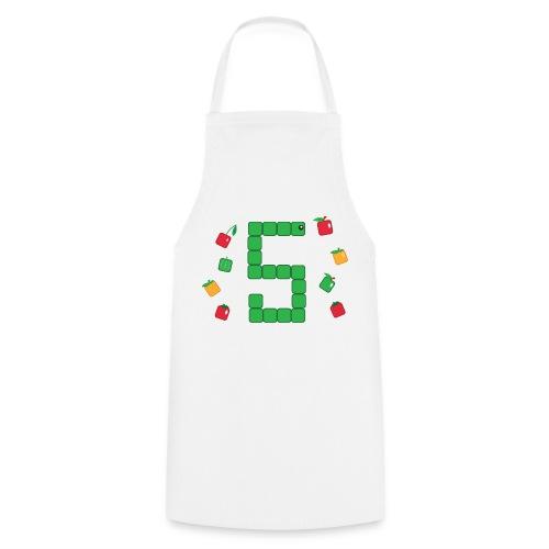 T-shirt Snake - T-shirt Geekette - Tablier de cuisine
