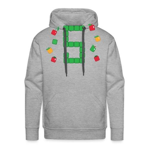 T-shirt Snake - T-shirt Geekette - Sweat-shirt à capuche Premium pour hommes