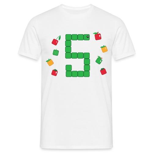 T-shirt Snake - T-shirt Geekette - T-shirt Homme