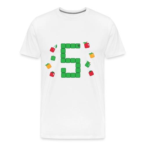 T-shirt Snake - T-shirt Geekette - T-shirt Premium Homme