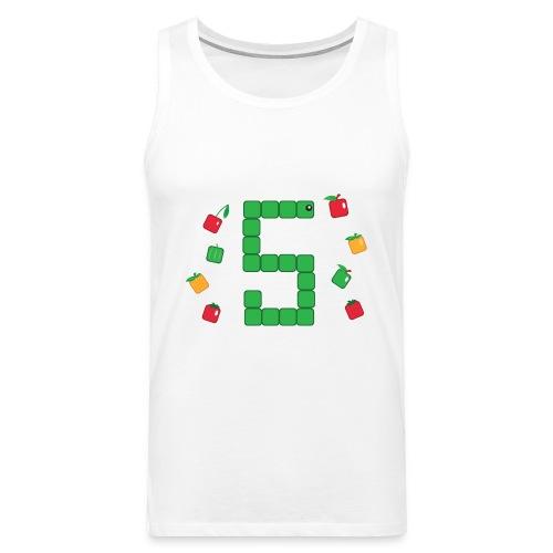 T-shirt Snake - T-shirt Geekette - Débardeur Premium Homme