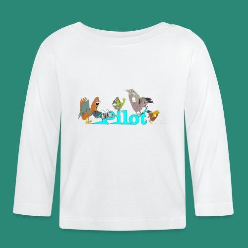pilot T-Shirts - Baby Langarmshirt