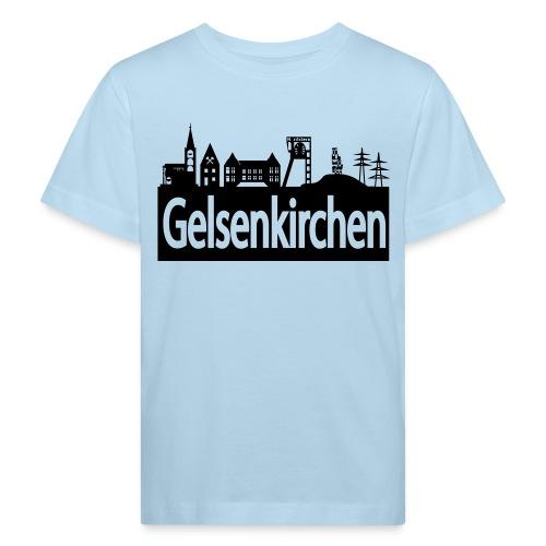 Skyline Gelsenkirchen - Männer T-Shirt klassisch - Kinder Bio-T-Shirt