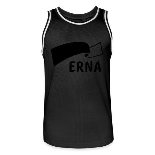 Velg Erna - Basketballdrakt for menn