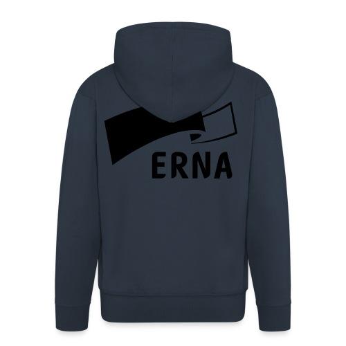 Velg Erna - Premium Hettejakke for menn